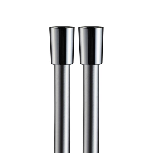 Flessibile PVC Argento 150cm, Coni Ottone Cromo