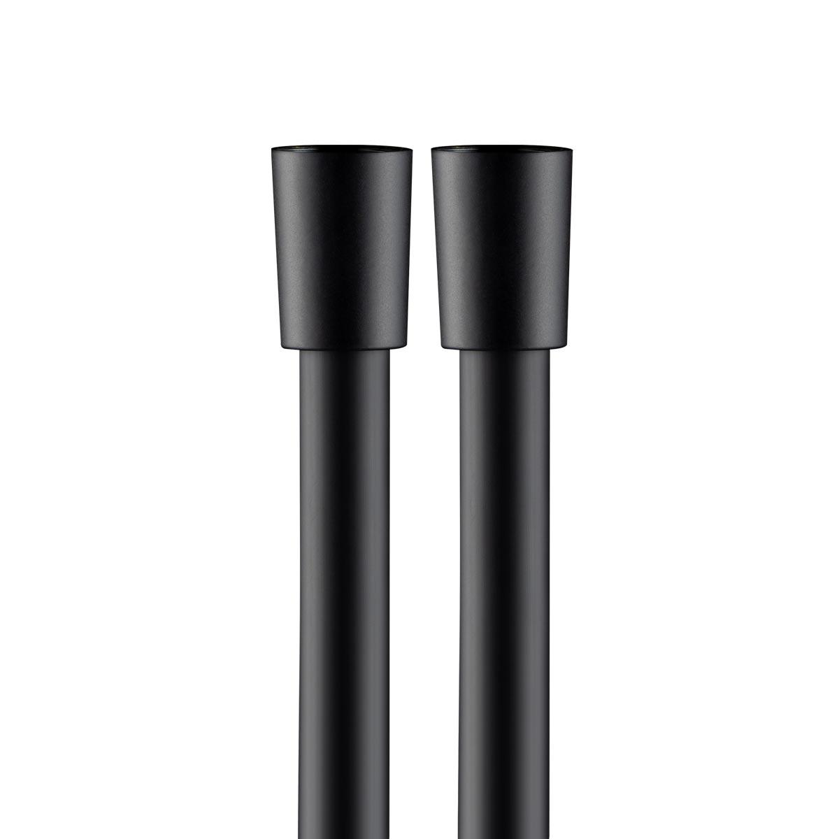 Flessibile PVC Nero Opaco 150cm, Coni Ottone Nero opaco