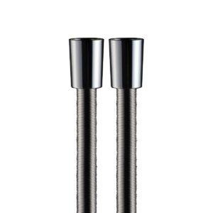 Flessibile Inox Molla 150cm, Coni Ottone Cromo